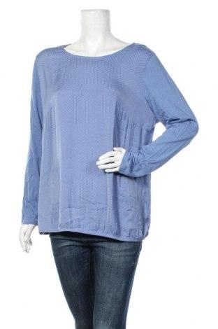 Дамска блуза Essentials by Tchibo, Размер XL, Цвят Лилав, Полиестер, памук, вискоза, Цена 4,73лв.