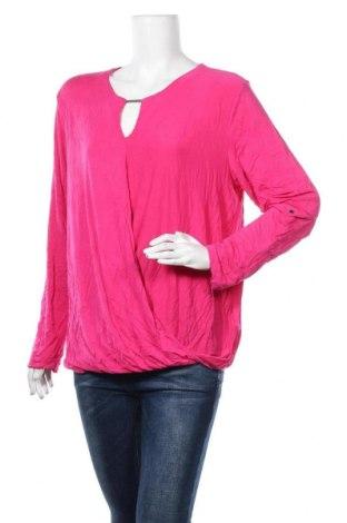 Γυναικεία μπλούζα Jean Pascale, Μέγεθος L, Χρώμα Ρόζ , 96% βισκόζη, 4% ελαστάνη, Τιμή 8,18€