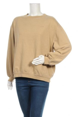 Дамска блуза Levi's, Размер S, Цвят Бежов, Памук, Цена 66,75лв.