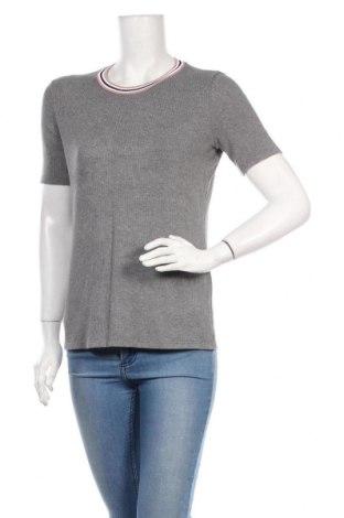 Дамска блуза Massimo Dutti, Размер M, Цвят Сив, Цена 18,75лв.