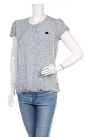 Γυναικεία μπλούζα Naketano, Μέγεθος L, Χρώμα Μπλέ, Βισκόζη, Τιμή 17,63€