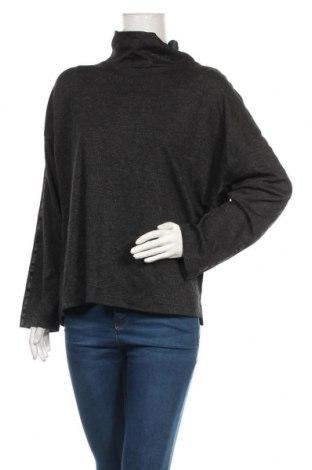 Γυναικεία μπλούζα Opus, Μέγεθος L, Χρώμα Μαύρο, 57% βισκόζη, 41% πολυεστέρας, 2% ελαστάνη, Τιμή 4,32€