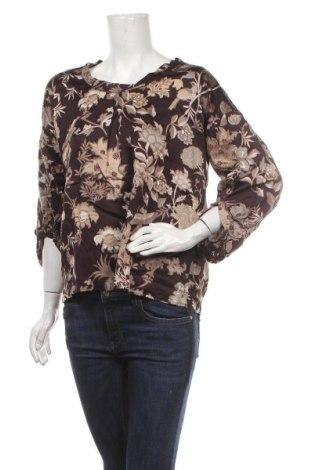 Дамска блуза Part Two, Размер M, Цвят Многоцветен, 61% вискоза, 39% памук, Цена 14,18лв.