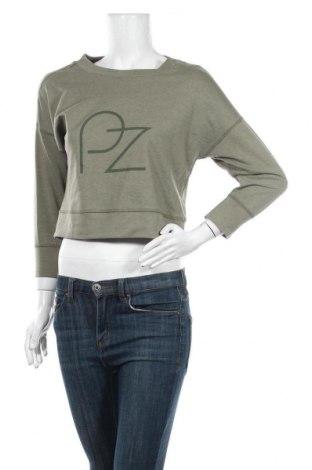 Дамска блуза Powerzone, Размер M, Цвят Зелен, Цена 12,50лв.