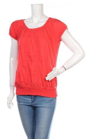 Дамска блуза S.Oliver, Размер M, Цвят Червен, Памук, Цена 15,40лв.