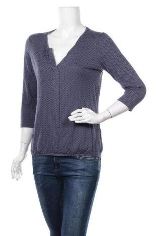Γυναικεία μπλούζα Tom Tailor, Μέγεθος M, Χρώμα Μπλέ, 50% βαμβάκι, 50% μοντάλ, Τιμή 16,37€