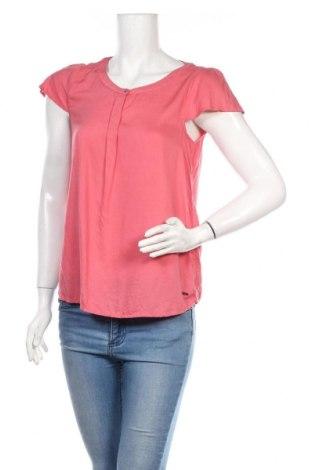 Γυναικεία μπλούζα Tom Tailor, Μέγεθος S, Χρώμα Ρόζ , Βισκόζη, Τιμή 17,63€