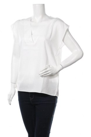 Дамска блуза Usha, Размер M, Цвят Бял, Полиестер, Цена 9,00лв.