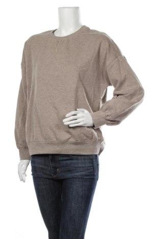 Γυναικεία μπλούζα Vrs Woman, Μέγεθος L, Χρώμα  Μπέζ, 52% βαμβάκι, 46% πολυεστέρας, 2% ελαστάνη, Τιμή 8,64€