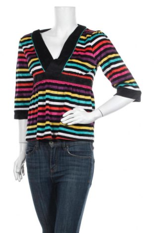 Bluză de femei Women'secret, Mărime M, Culoare Multicolor, 75% bumbac, 25% poliester, Preț 56,04 Lei