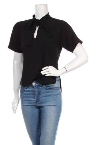 Γυναικεία μπλούζα Zara, Μέγεθος S, Χρώμα Μαύρο, Τιμή 12,99€