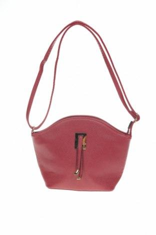 Dámská kabelka , Barva Červená, Eko kůže, Cena  339,00Kč