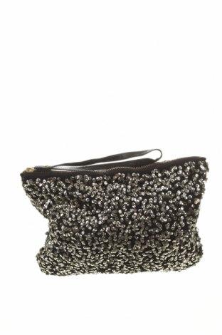 Γυναικεία τσάντα H&M, Χρώμα Χρυσαφί, Κλωστοϋφαντουργικά προϊόντα, Τιμή 11,87€