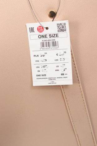 Geantă de femei Cropp, Culoare Bej, Piele ecologică, Preț 103,62 Lei