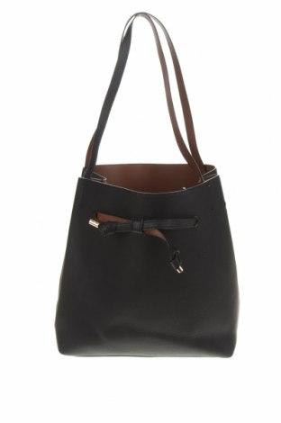 Geantă de femei H&M, Culoare Negru, Piele ecologică, Preț 93,75 Lei