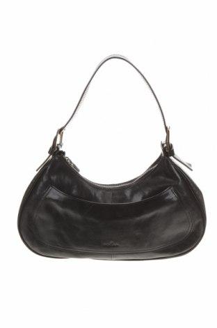 Geantă de femei Hogan, Culoare Negru, Piele naturală, Preț 611,84 Lei