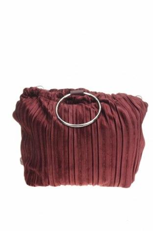 Geantă de femei Reserved, Culoare Roșu, Textil, piele ecologică, Preț 94,08 Lei