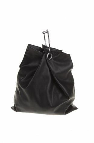 Geantă de femei Reserved, Culoare Negru, Piele ecologică, Preț 145,56 Lei