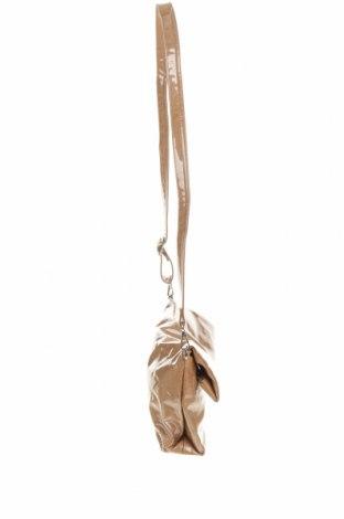 Дамска чанта Reserved, Цвят Бежов, Полиуретан, Цена 48,00лв.