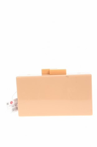Дамска чанта Reserved, Цвят Бежов, Други материали, Цена 24,00лв.