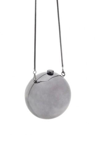 Дамска чанта Reserved, Цвят Сребрист, Други материали, Цена 32,24лв.