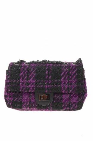 Geantă de femei Reserved, Culoare Negru, Textil, piele ecologică, Preț 62,17 Lei