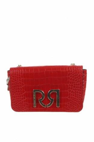 Geantă de femei Rinascimento, Culoare Roșu, Piele naturală, Preț 638,98 Lei
