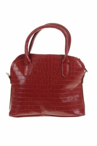 Dámská kabelka  Rinascimento, Barva Červená, Eko kůže, Cena  1728,00Kč