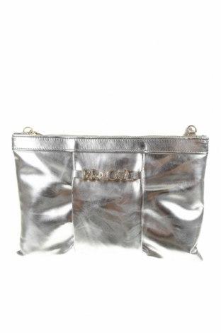 Geantă de femei Rinascimento, Culoare Argintiu, Piele ecologică, Preț 297,21 Lei