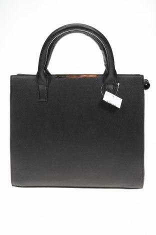 Damska torebka Sinsay, Kolor Czarny, Eko skóra, Cena 64,93zł
