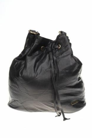 Geantă de femei Stefano, Culoare Negru, Piele ecologică, piele naturală, Preț 152,53 Lei