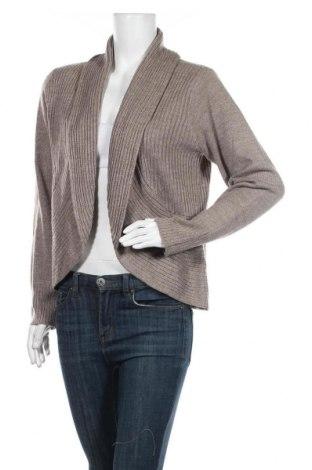 Γυναικεία ζακέτα H&M, Μέγεθος L, Χρώμα Καφέ, Ακρυλικό, Τιμή 11,40€