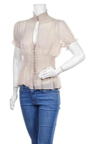 Дамска риза Artigli, Размер S, Цвят Бежов, Полиестер, Цена 29,25лв.