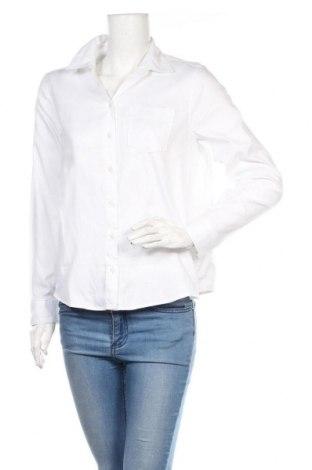 Γυναικείο πουκάμισο Banana Republic, Μέγεθος S, Χρώμα Λευκό, Βαμβάκι, Τιμή 8,93€