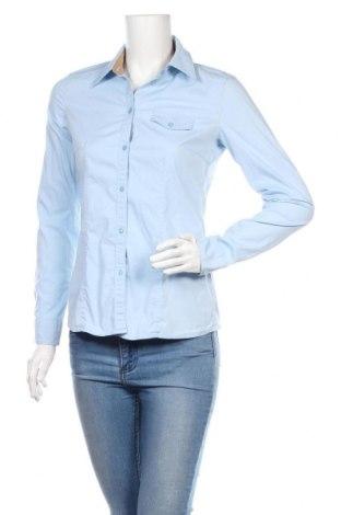 Dámská košile  Esprit, Velikost XS, Barva Modrá, 98% bavlna, 2% elastan, Cena  275,00Kč