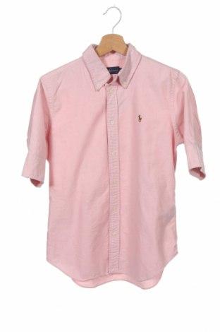 Γυναικείο πουκάμισο Ralph Lauren, Μέγεθος M, Χρώμα Ρόζ , Βαμβάκι, Τιμή 22,27€