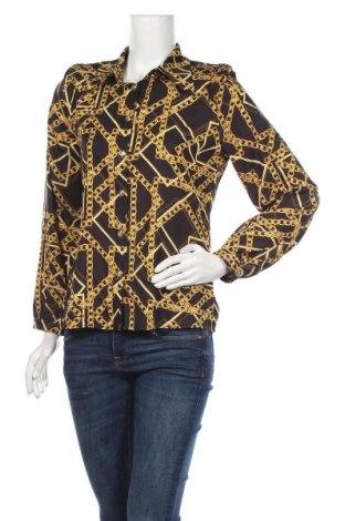 Dámská košile  Rinascimento, Velikost S, Barva Vícebarevné, 94% polyester, 6% elastan, Cena  402,00Kč