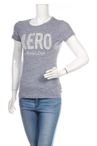 Дамска тениска Aeropostale, Размер M, Цвят Син, Цена 14,95лв.