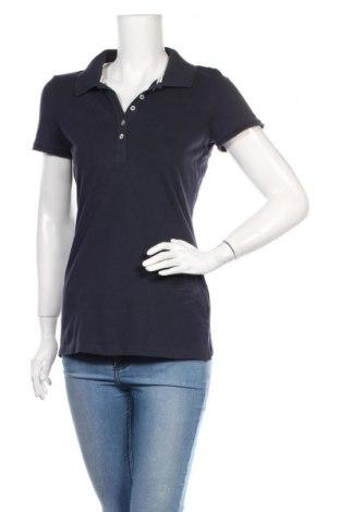 Tricou de femei Esprit, Mărime L, Culoare Albastru, 96% bumbac, 4% elastan, Preț 41,94 Lei