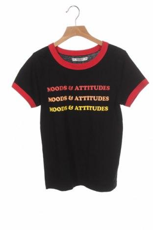 Dámské tričko Pull&Bear, Velikost XS, Barva Černá, Cena  275,00Kč
