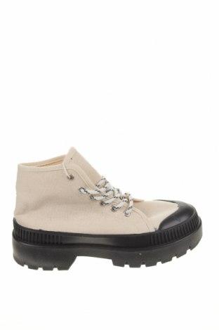 Dámské boty  Pull&Bear, Velikost 37, Barva Béžová, Textile , Cena  480,00Kč