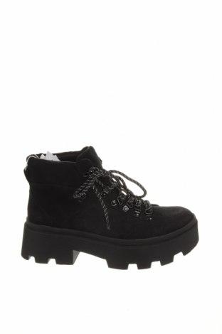 Dámské boty  Pull&Bear, Velikost 41, Barva Černá, Textile , Cena  750,00Kč