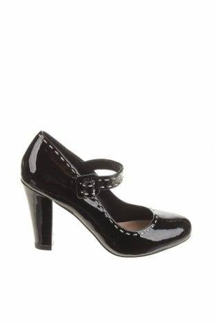Дамски ботуши Carvela, Размер 40, Цвят Черен, Еко кожа, Цена 96,75лв.