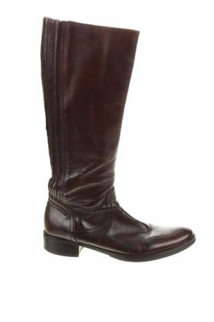 Dámské boty  Geox, Velikost 41, Barva Hnědá, Pravá kůže, Cena  980,00Kč