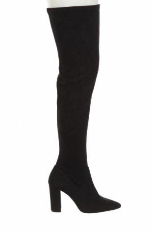 Dámské boty  Stradivarius, Velikost 41, Barva Černá, Textile , Cena  859,00Kč