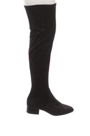 Dámské boty  Stradivarius, Velikost 39, Barva Černá, Textile , Cena  859,00Kč