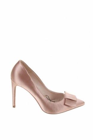 Dámské boty  Zara, Velikost 36, Barva Růžová, Textile , Cena  378,00Kč