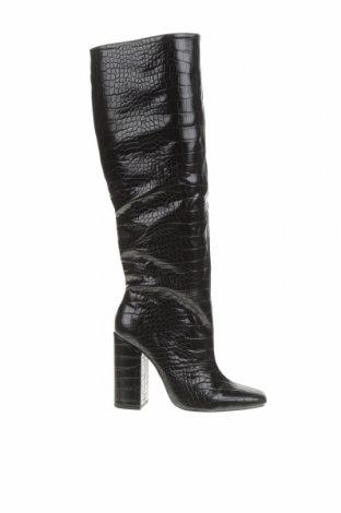 Dámské boty  Zara, Velikost 36, Barva Černá, Eko kůže, Cena  1403,00Kč