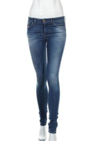 Γυναικείο Τζίν Diesel, Μέγεθος S, Χρώμα Μπλέ, 93% βαμβάκι, 5% πολυεστέρας, 2% ελαστάνη, Τιμή 31,08€