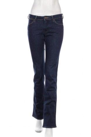 Dámské džíny  Wrangler, Velikost M, Barva Modrá, 97% bavlna, 3% elastan, Cena  570,00Kč